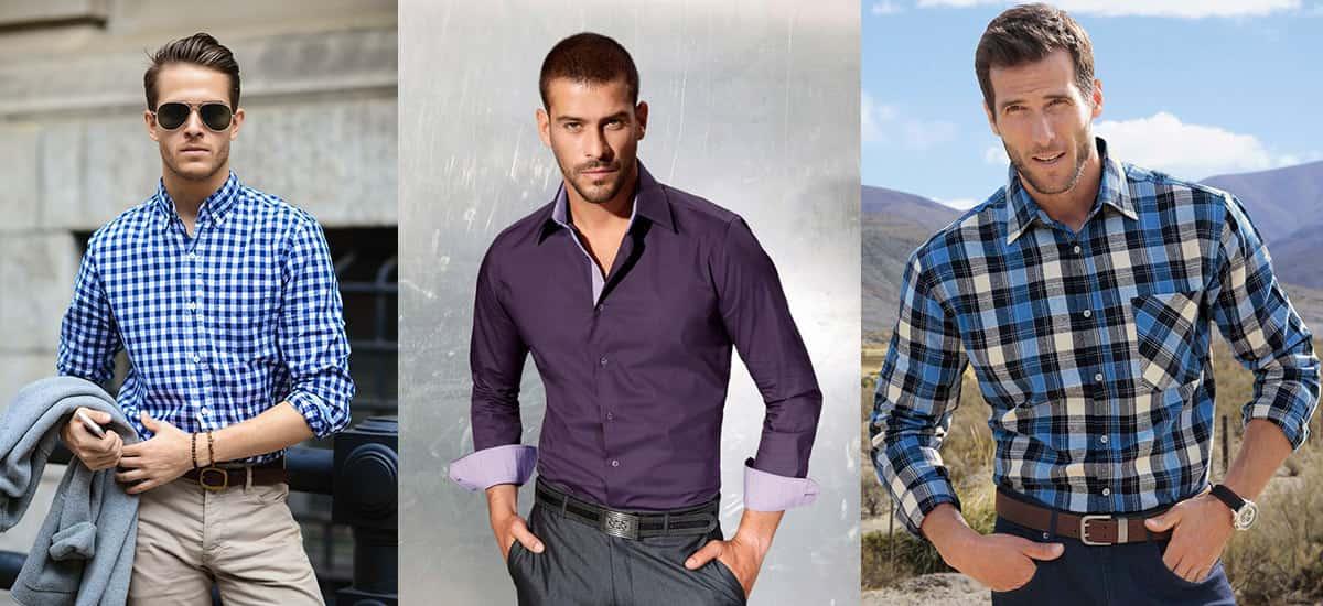 Мужские рубашки: все, что нужно знать о выборе подходящей модели
