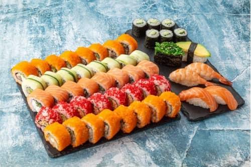 10 причин, чтобы есть суши чаще